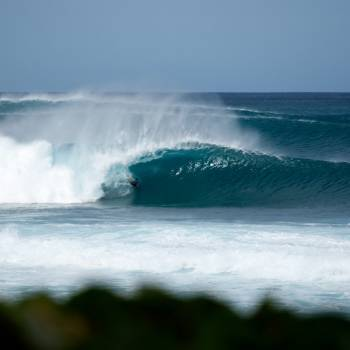 Bodyboard Surfing