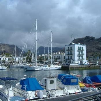 Puerto de Mogan et son marché